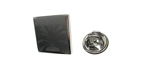 Silver Toned Etched Drosera Capensis Sundew Carnivorous Plant Oval Trinket Jewelry Box