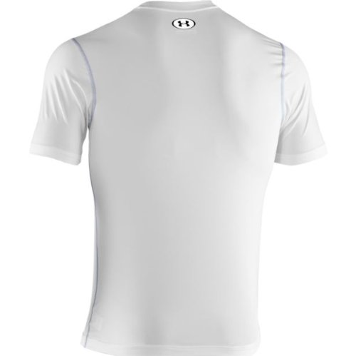 Under Armour Men's HeatGear® Sonic Fitted Short Sleeve