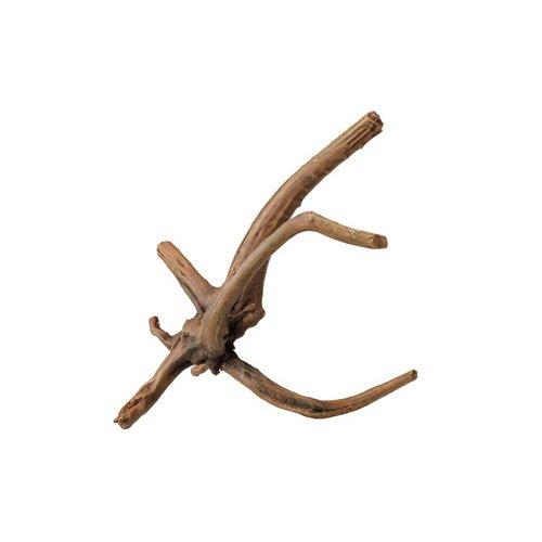 Aqua Della Driftwood, 40 x 22 x 23cm, Medium Brown