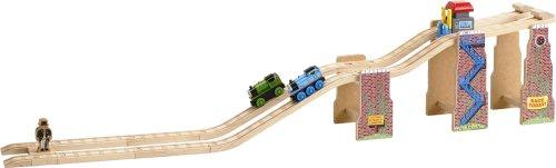 - Thomas & Friends Wooden Railway - Start Your Engines Race Set
