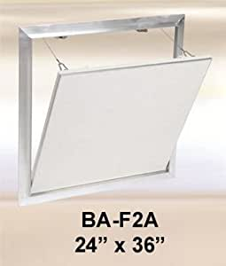 "24 ""x 36"" panel de acceso con incrustaciones de yeso totalmente desmontable Hatch"
