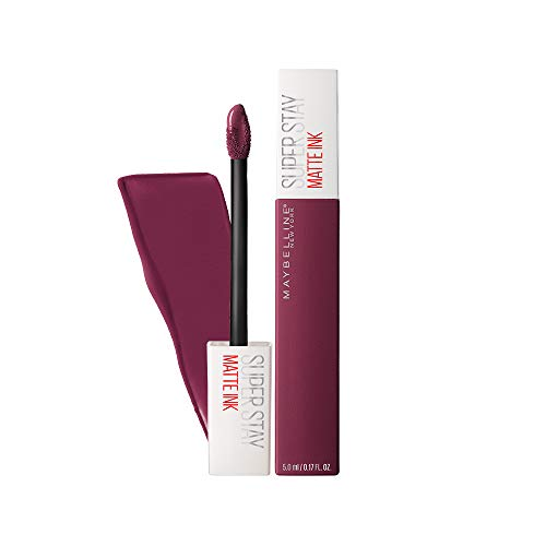Maybelline SuperStay Matte Ink Liquid Lipstick, Believer, 0.17 fl. oz.