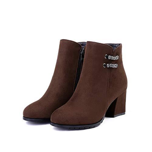 Sandales Balamasa Abl11550 Marron Compensées Femme x7qCBP8