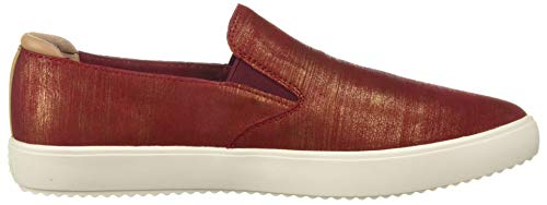 Fashion Sneaker Mark Red Frauen Nason qxw8zEza