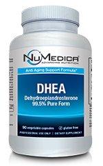 NuMedica - DHEA - 90 Capsules de légumes