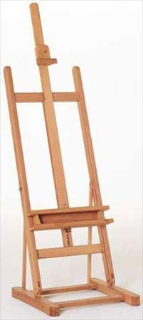 Mabef Studio Easel with Tray (MBM-09D) by Mabef (Image #2)