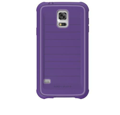 Body Glove Samsung Galaxy S5 G900 ShockSuit - Retail Packaging - Purple/Purple