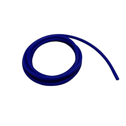 BLACKHORSE-RACING Black 3//16 5mm Silicone Vacuum Hose Tube High Performance Pipe 10 Feet 3M