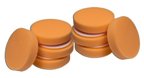 8 Pack Cyclo Premium Orange Foam -