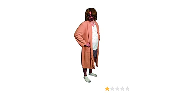 Amazon.com  The Big Lebowski The Dude Bath Robe Outfit Costume Adult X-Large   Clothing 479b5a881