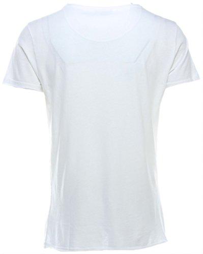Drykorn weißes t-shirt