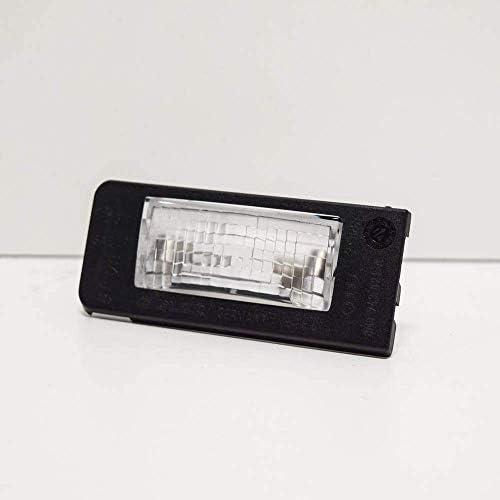 V/éritable Audi TT 8N plaque dimmatriculation liens d/éclairage 8N0943021A