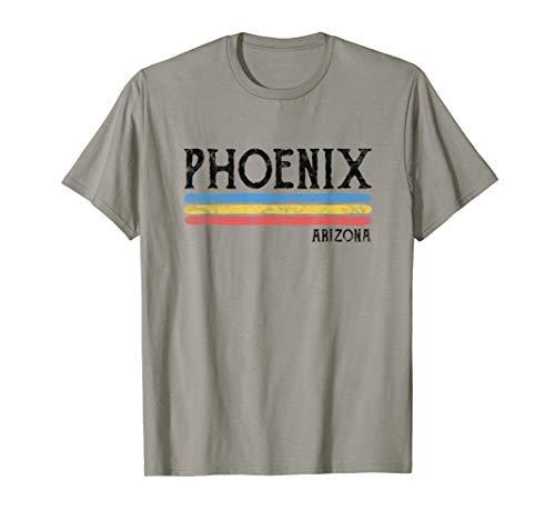 Vintage Phoenix Arizona T-shirt Az Love Gift - Vintage T-shirt Az