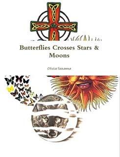 Butterflies Crosses Stars & Moons