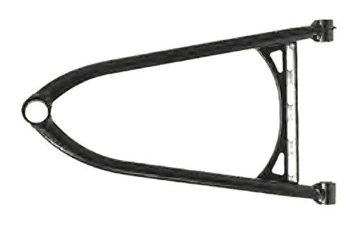 Sports Parts Inc SM-08690 Chrome Moly Upper A-Arm - Black