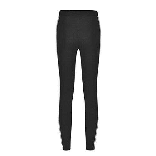 Noir Taille Jeans Noir Ecru Empire ITISME Taille Unique Femme Jeanshosen Pn04RnwxqY