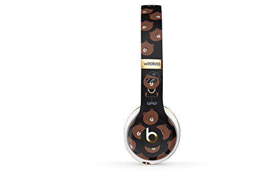 Beats / LINE Friends Solo3 Wireless On-Ear Headphones - SPECIAL EDITION