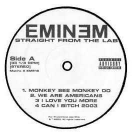 Eminem - Straight From the Lab - Zortam Music