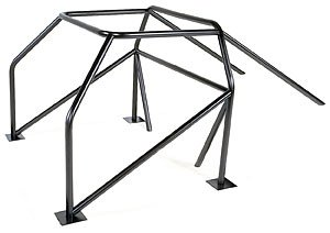 Competition Engineering 3225 10-Point Hoop Roll Cage - Competition Engineering Mustang