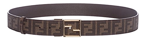 Fendi Leather Belt - 2