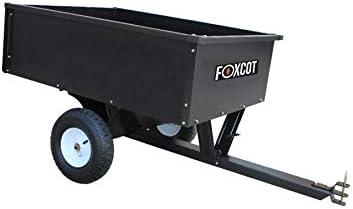 Foxcot - Remolque para Tractor cortacésped SP22139