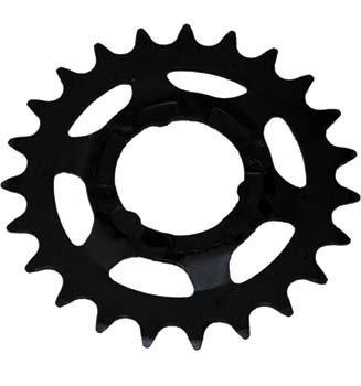 Shimano - Piñón de 23 dientes para bicicleta ASMGEAR-23LU