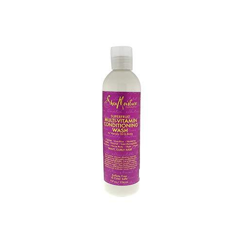 Shea Moisture Multivitamin Conditioning Wash, 8 Ounce