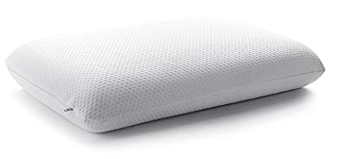 Cheer Collection Hypoallergenic Conforming Memory Foam Pillow with zip-off Cover