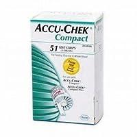 Accu Chek Compct Plus (paquete SIZE 51)