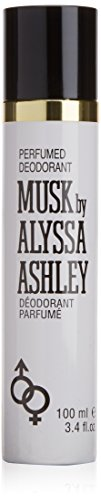 Alyssa Ashley Musk By Alyssa Ashley For Women Deodorant Spray 3.3 Oz