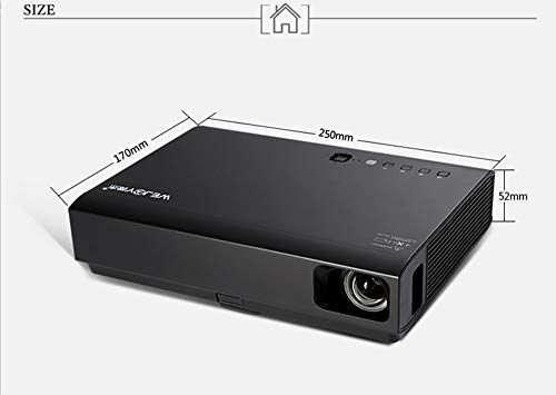Wejoy DL-310, 3D Laser Mini Projector