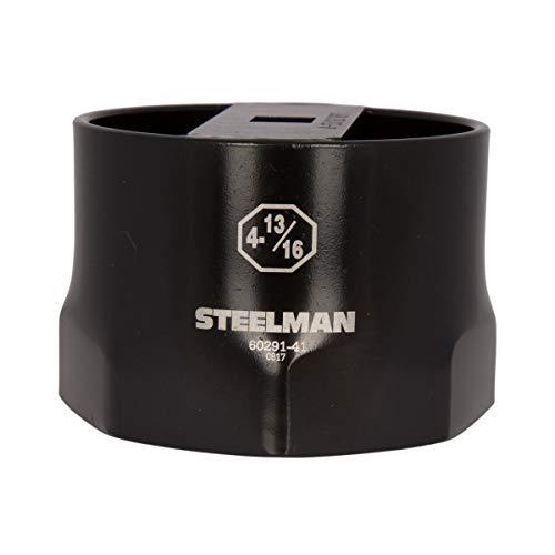 Spindle Locknut Socket - STEELMAN 60291-41 4-13/16-Inch 8-Point Locknut Socket, 3/4-Inch Drive