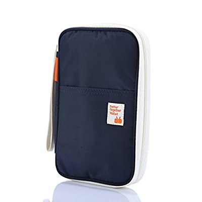 Itemship Korean Lovely Durable Travel and Business Trip Passport Wallet