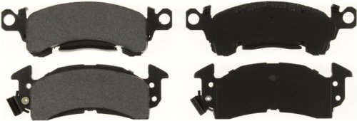 Bendix MRD52S Front Brake Pad Chevrolet C30 Bendix Brake