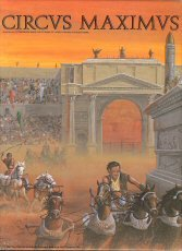 Circus Maximus: Game of Chariot Racing in Ancient Rome [BOX SET]