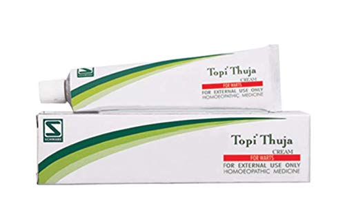 Topi Thuja Cream 25gms Helps To Treat Warts