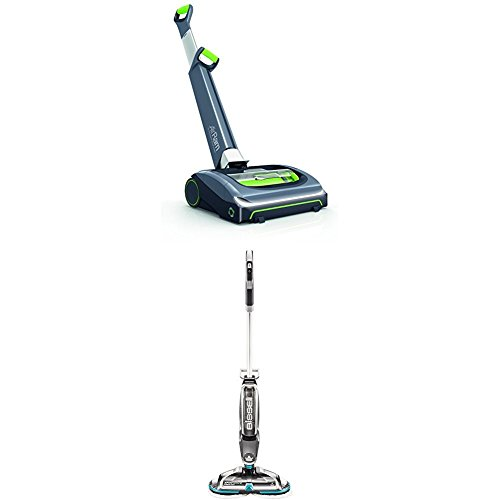 Bissell Cordless Hard Floor Bundle – Air Ram + Spinwave Cordless