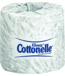 KIM17713 - Kleenex Cottonelle 2 Ply Bathroom Tissue, 505 She