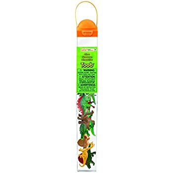 Amazon.com: Safari Ltd Dinosaurios TOOB: Toys & Games