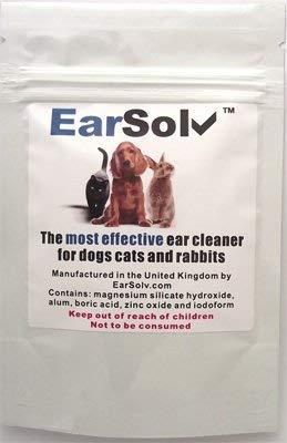 EarSolvTM 20 g Limpia la Cera de los oídos, el Sudor y los ...