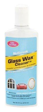 Gel-Gloss NS-8 8 Oz No Streek Glass & Silver Polish