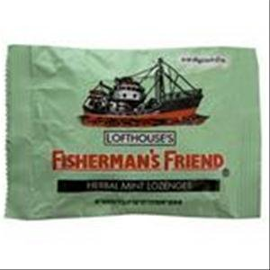 Fishermans Friend Herbal Mint Candy 25g. ()