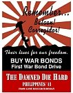 GRD: The Damned Die Hard Boardgame