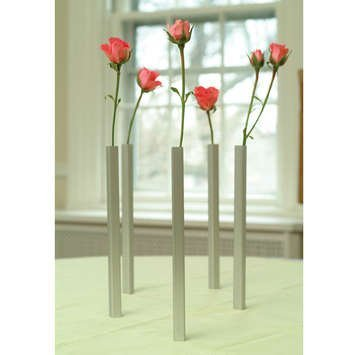 DCI Magnetic Flower Vase, Centerpiece, Set of 5