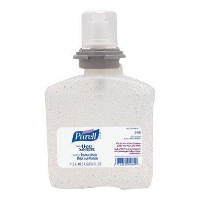 Gojo - Purell Instant Hand Sanitizers Purell Tfx 1200Ml Clear: 315-5456-04 - purell tfx 1200ml clear [Set of 4]