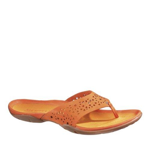 Arancione Donna Cherish Spice Wrap Sandali Merrell Moroccan IHvfwqp
