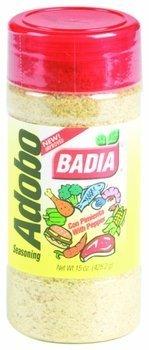 Badia Adobo Seasoning with Pepper - 15 oz by Badia by Badia