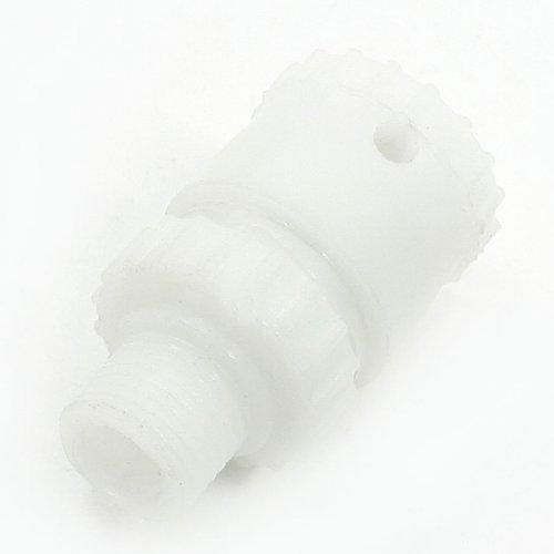 uxcell Air Compressor Spare Part 15mm Thread Diameter Plastic Oil