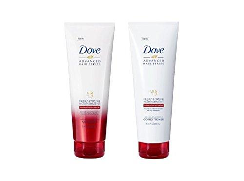 Dove Regenerative Nourishment Shampoo Conditioner