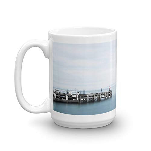 (Seafarers 15 Oz Mugs Makes The Perfect Gift For Everyone. 15 Oz Fine Ceramic Mug With Flawless Glaze Finish)